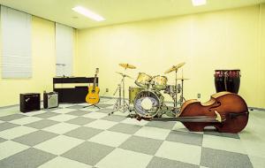 音楽スタジオ(別棟)