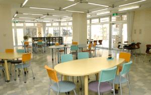 学生食堂(1F)