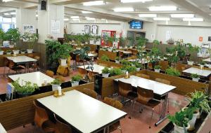 喫茶コーナー(1F)