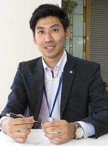 太田 泰稚さんの画像