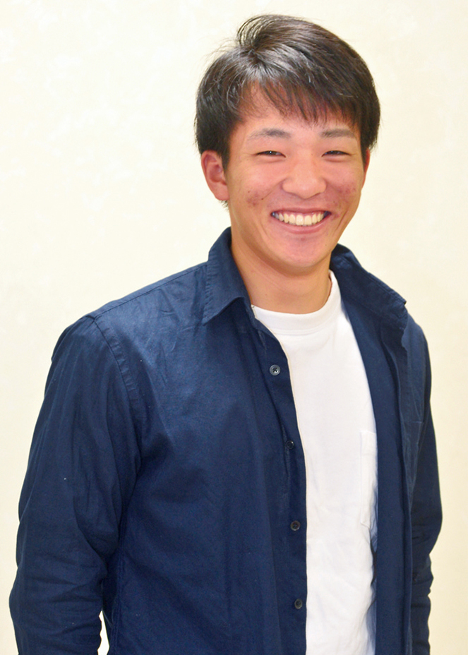 佐藤 駿大さんの画像